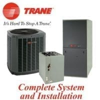 Trane Gas System | Gas Communicating System