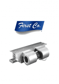 First Company Fan Coil (Uncased Air Handler)