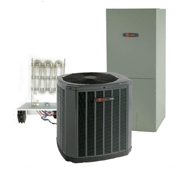 Trane Electric HVAC System Bundle