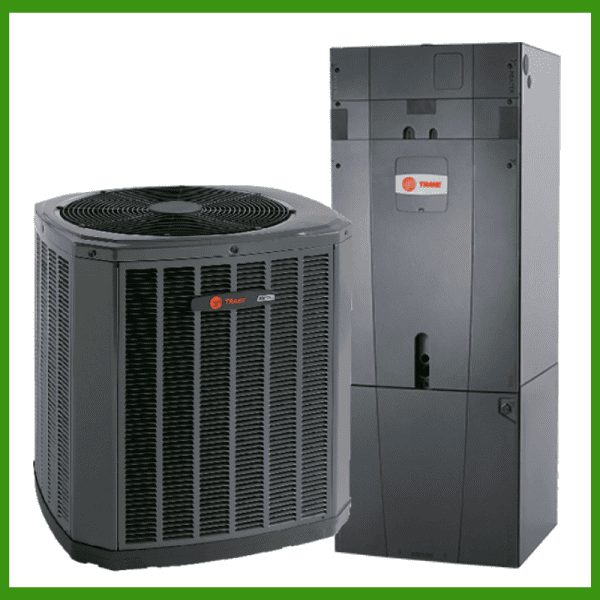 Trane 5 Ton 20 Seer V S Heat Pump Communicating System W Installation