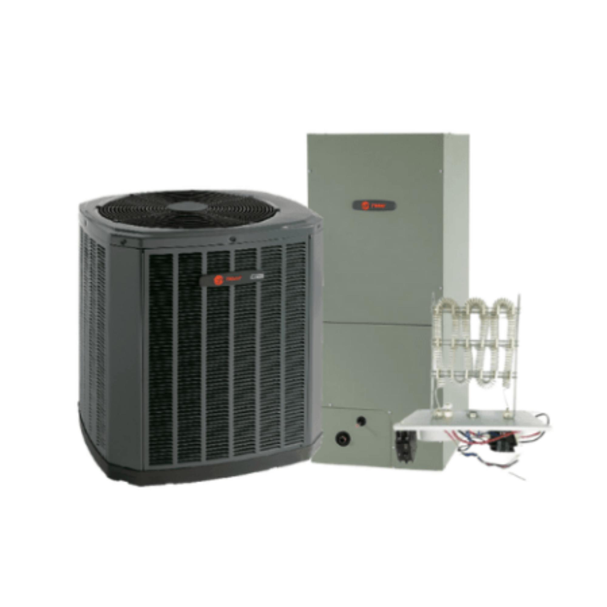 Trane Heat Pump System