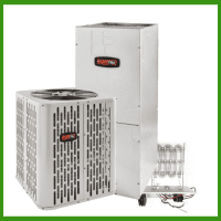 Trane RunTru Electric Air Conditioner System