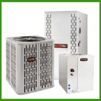 Trane RunTru Gas Furnace System