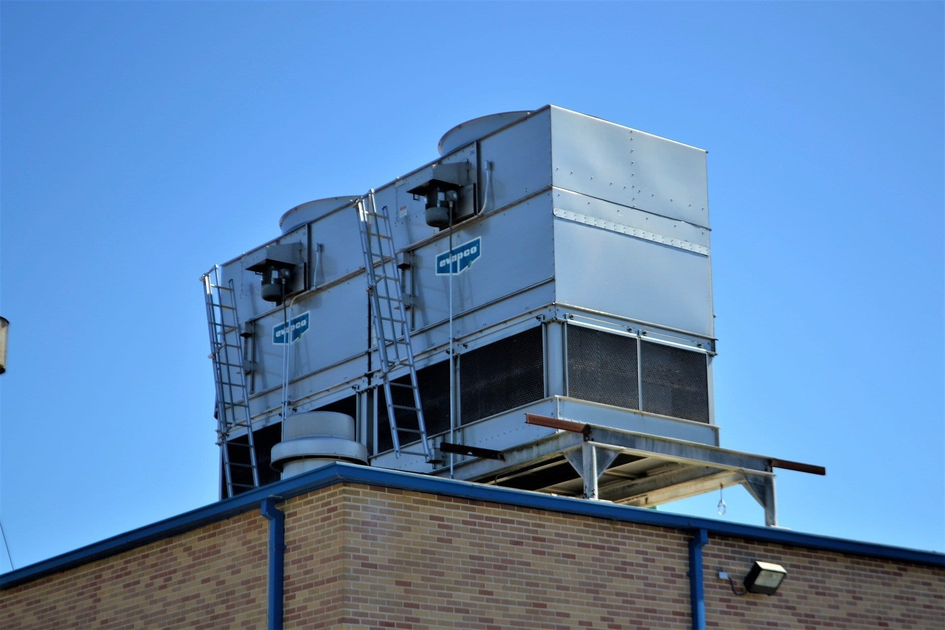 Rooftop Commercial HVAC